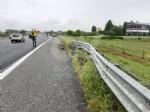 CAOS IN TANGENZIALE - Raffica di incidenti: due auto ribaltate e tre feriti - immagine 20