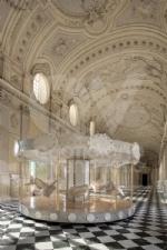 VENARIA - Nella Galleria Grande della Reggia approda la «Giostra di Nina» - FOTO - immagine 14