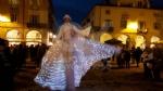 VENARIA - Il grande cervo in piazza Annunziata è stato illuminato: il Natale è iniziato in città - immagine 14
