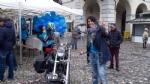VENARIA - «Un motogiro per unire»: piazza Annunziata tinta di blu ha accolto centinaia di Harley - immagine 14