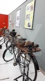 VENARIA - Biciclette, tricicli vintage e gli antichi mestieri: la nuova mostra di Antonio Iorio - immagine 15