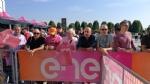 GIRO DITALIA A VENARIA - Grande folla per la carovana del Giro - FOTO - immagine 15