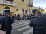 CAFASSE - Oltre 500 persone per lultimo saluto allex sindaco Giorgio Prelini. - immagine 15
