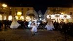 VENARIA - Il grande cervo in piazza Annunziata è stato illuminato: il Natale è iniziato in città - immagine 15