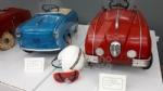 VENARIA - Le auto a pedali di Antonio Iorio: un meraviglioso tuffo nel passato - LE FOTO - immagine 16