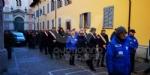 BORGARO - Più di mille persone per lestremo saluto allex sindaco Vincenzo Barrea - FOTO - immagine 16