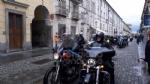 VENARIA - «Un motogiro per unire»: piazza Annunziata tinta di blu ha accolto centinaia di Harley - immagine 16