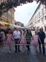 VENARIA - Festa delle Rose e Fragranzia 2018: neanche la pioggia evita il successo - LE FOTO - immagine 17