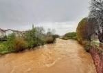 MALTEMPO - Evacuate alcune famiglie a Pianezza. Straripamenti di fiumi e strade chiuse - immagine 17