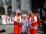 VENARIA - Un defibrillatore e unambulanza per i 40 anni della Croce Verde Torino - immagine 18