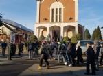 CAFASSE - Oltre 500 persone per lultimo saluto allex sindaco Giorgio Prelini. - immagine 19