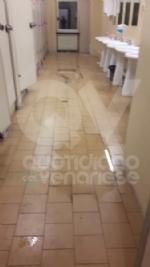 CASELLE - I sindacati: «Il distaccamento dei pompieri aeroportuali insicuro e poco salubre» FOTO - immagine 1