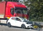 PIANEZZA - Incidente mortale: vittima un 50enne alla guida di una Opel Corsa - immagine 1