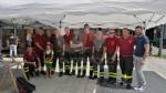 BORGARO - Bambini «pompieri per un giorno» grazie a «Pompieropoli» - immagine 1