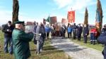 VENARIA - La città ha celebrato il «Giorno del Ricordo» - FOTO - immagine 1