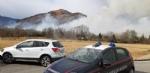 VAL DELLA TORRE - Incendio boschivo in Borgata Buffa: il piromane è tornato in azione? - immagine 1