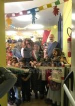 GIVOLETTO - Inaugurato il nuovo dormitorio nella scuola dellInfanzia - FOTO - immagine 1
