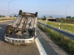 TORINO-RIVOLI - Si ribalta con lauto mentre va a lavoro: ferito 28enne rivolese - immagine 1