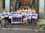 VENARIA - Comune, Pro Loco e FreeBike insieme alla «Giornata mondiale dei Giovani per la Pace» - immagine 1