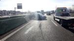 COLLEGNO - Incidente stradale in tangenziale: due donne ferite - FOTO - immagine 1