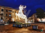 VENARIA-DRUENTO - Si respira laria del Natale grazie alle luminarie - FOTO - immagine 4