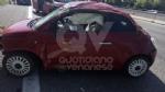 COLLEGNO-RIVOLI - Doppio incidente in tangenziale in pochi minuti: due feriti - immagine 1