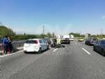 COLLEGNO-RIVOLI - Doppio incidente in tangenziale in pochi minuti: due feriti - immagine 8