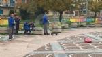 VENARIA - Successo per la «Castagnata» dellAvis in piazza Pettiti - immagine 1