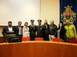 RIVOLI - Contro furti e truffe i carabinieri incontrano i cittadini - FOTO - immagine 1