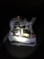 TANGENZIALE - Incidente nella notte, ferito un pensionato di Rivoli - FOTO - immagine 1