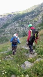 GRUGLIASCO - Escursionista cade rovinosamente per 40 metri: salvato  dal Soccorso Alpino - immagine 1