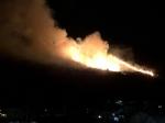 CAFASSE - GIVOLETTO - I boschi continuano a bruciare: Canadair ed elicotteri sul posto - immagine 1