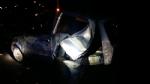 INCIDENTE A SAVONERA - Provoca lo schianto e scappa: automobilista pirata denunciato dalla polizia stradale - immagine 1