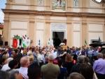 ALPIGNANO - Tanta commozione al funerale di Ornella Bellagarda, morta durante unimmersione - immagine 1
