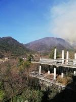 CAFASSE - GIVOLETTO - I boschi continuano a bruciare: Canadair ed elicotteri sul posto - immagine 7