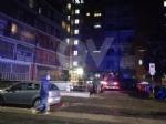 TORINO-VENARIA - Incendio in un alloggio di via Berrino: anziana intossicata, palazzina evacuata - immagine 1