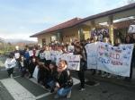 FIANO - «Fridays for Future»: studenti delle scuole in piazza per il pianeta e lambiente - immagine 1