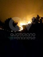 LA CASSA-GIVOLETTO-VARISELLA - Incendi boschivi: altra notte di grande paura - immagine 1