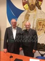 DRUENTO - Fratel Giuseppe Visconti confermato superiore generale dei Fratelli del Cottolengo - immagine 1