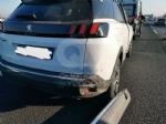 COLLEGNO - Si ribalta con la 500 in tangenziale: ferito 23enne di Collegno - immagine 1