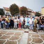MATTEO SALVINI A VENARIA - «Tumminello è acqua passata: pensiamo al futuro della città» - FOTO - immagine 1