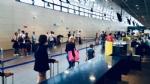 CASELLE - In aeroporto allestite tre postazioni per i tamponi rapidi sui passeggeri in arrivo da Spagna, Grecia, Croazia e Malta - immagine 1