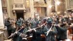 VENARIA - I musici venariesi del Giuseppe Verdi hanno festeggiato Santa Cecilia - FOTO - immagine 1