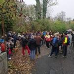 RIVOLI - Oltre 70 persone alla scoperta della collina morenica grazie a «Rivoli Città Attiva» - immagine 1
