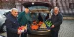 CASELLE - Frutta e verdura sequestrati: i carabinieri donano tutto alla Caritas - FOTO - immagine 1