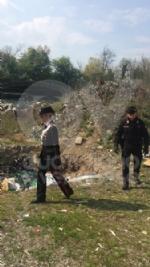 VENARIA-CASELLE - Discariche, bar e officine abusive: i carabinieri denunciano nove persone - immagine 1