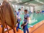 VENARIA - Successo per la gara interregionale di tiro con larco indoor del Sentiero Selvaggio - FOTO - immagine 1