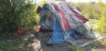 COLLEGNO - Sgombero area ex Mandelli. Casciano: «Per sicurezza e per tutelare le condizioni igienico-sanitarie» - immagine 1