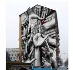 COLLEGNO - Sei nuovi murales per abbellire la città - LE FOTO - immagine 1