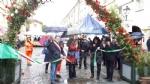 VENARIA - «Festa delle Rose»: un successo a metà per colpa della pioggia - immagine 1
